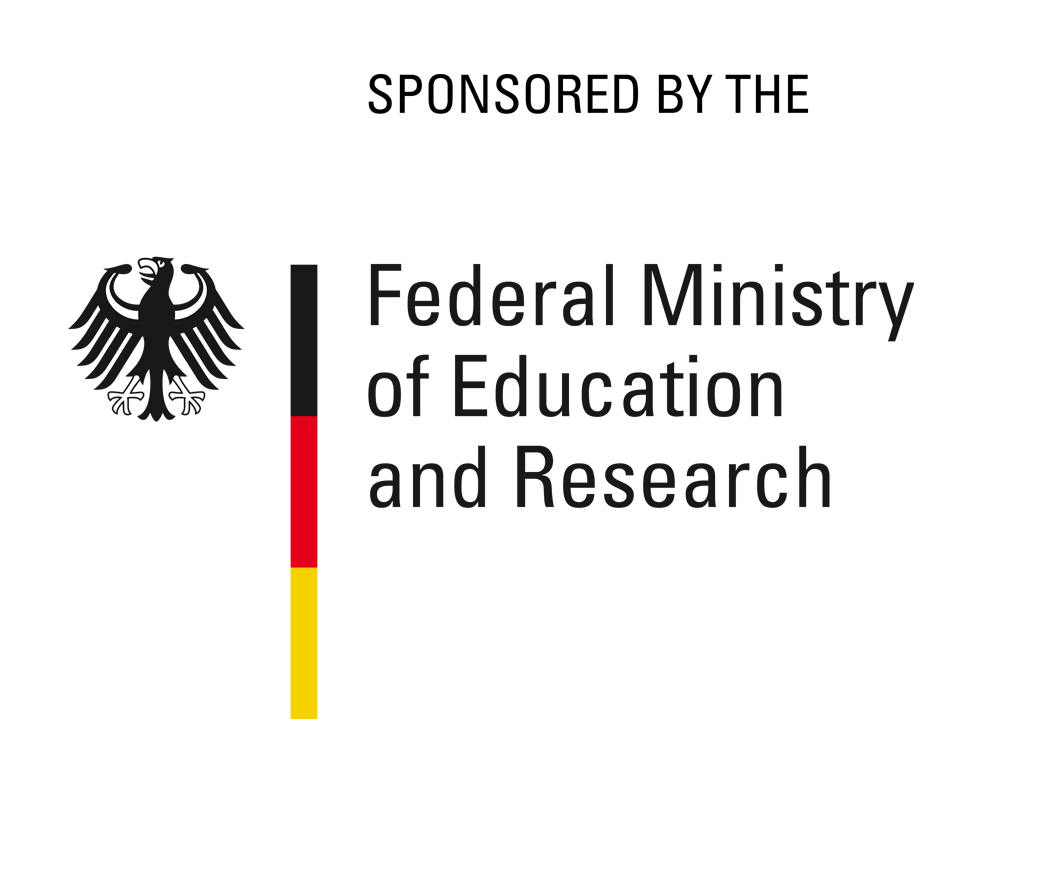 Logo - Federal Ministry of Education and Research (BMBF)